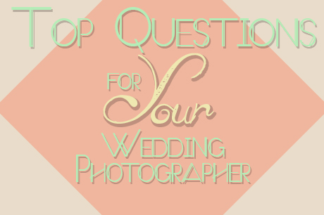 15 Questions to ask the photographer
